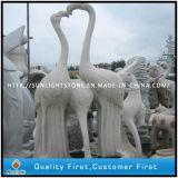 Granite Sulpture. Marble Statue, Stone Animal Carving