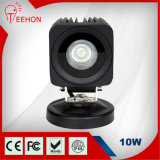 Hot Sell 10W Car LED Work Light for Offroad 4X4