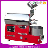 Customized Logo Electric Gas Heat Coffee Roaster