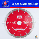 153mm Red Dry Sintered Segmented Diamond Saw Blade