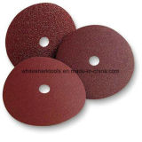 Fiber Disc for Metal and Wood