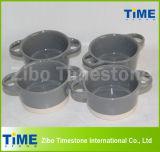 Round Ceramic Microwave Oven Safe Cake Pan