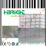 Retail Supermarket Collapsible Wire Promotion Cages