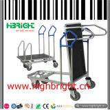 Two Way Warehouse High Capacity Cargo Trolley Cart
