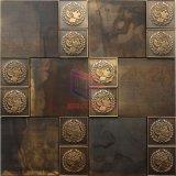 Pattern Copper Mosaic Tile (CFM1056)