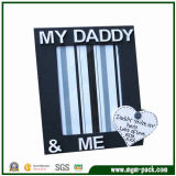 Good Quality Wooden Picture Frame for Father′s Gift