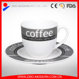 Wholesale Coffee Cup & Saucer with Design