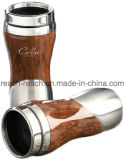 Travel Mug, Car Mug, Coffee Mugs (R-2312)