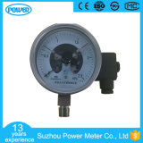 4 Inch 100mm Full Stainless Steel Electric Contact Pressure Gauge