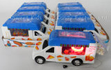 Flash Coffee Bus Toy Candy (121003)