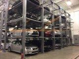 3 4 5 Level Car Storage Stacker Parking Machine