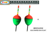 Egg Shaped EVA Fishing Float (A type and B type)