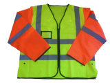 Reflective Vest with High Quality Reflective Tape