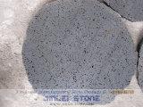 Natural Black Lava Stone Slab Paving Stone Tile and Basalt