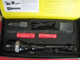 High Power Adjustable Beam LED Flashlight (SF-128)