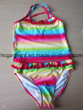 Lovely Printing Girls Kids Colorful Swimwear for Girl, Bikini Swimsuit