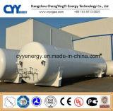 Lox Lin Lar Lco2 Cryogenic Tank with ASME GB Tped