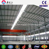Metal Structure Warehouse, Building Design, Prefabricated Steel Structure Building (SSW-203)