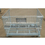 Folded Steel Wire Mesh Container (1000*800*840)
