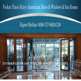 Folding Door Manufacturer with Good Quality and with TUV on-Site Audit