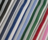 Classical Stripe Plain Polyester Cotton Shirt Fabric
