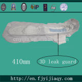 Ultra-Long 3D Leak Guard Protection Women Sanitary Napkin