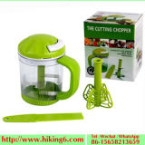 Vegetable Cutting Chopper with Sharp Blades