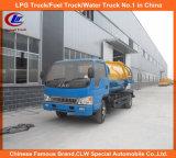 China 4X2 JAC Sewage Suction Truck 5cbm Sewage Truck