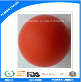 Red Rubber Solid Toy Ball of High Elasticity