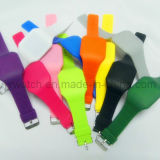 Colorful Ultrathin LED Digital Silicone Watch, LED Watch (JY-SD023)