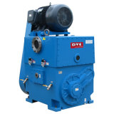 Vacuum Metallurgy Chemical Industrial Rotary Piston Pump
