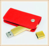 Hot Sale Wallet Swivel Key Shape USB Pen Drive (EL008)