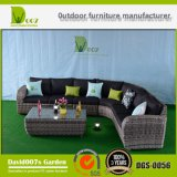 Outdoor Garden Wicker Rattan Patio Furniture Corner Sofa Sectional Lounge Set
