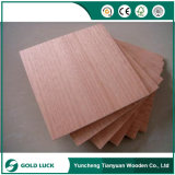 BB/CC 6mm Okoume/Bintangor Natural Wood Face Commercial Plywood