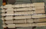 CNC Wood Tunring Lathe for Baseball Stairpost Column