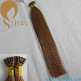 20inch 8# Double Drawn Remy Hair I Tip Hair Extension