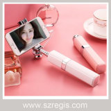 Portable Mini-Folding Thread-Controlled Lipstick Lipstick General-Purpose Self-Timer