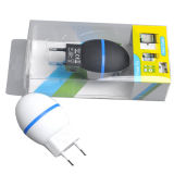 Universal USB Travel Charger for iPhone&Samsung, Other Cellphone