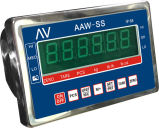 Waterproof IP68 Stainless Steel Weighing Indicator (AAW-SS)