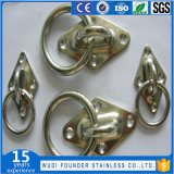Stainless Steel AISI304 or AISI316 Ring Diamond Eye Plate