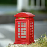 Industrial 300ml Telephone Booth Humidifier with USB Portable 7 Color Changing