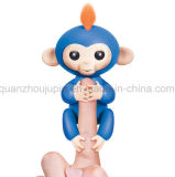OEM Plastic Smart Intelligent Finger Monkey Toy Fingerlings