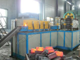 Medium Frequency 300kw Induction Forging Furnace for Bar Rod Billet