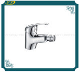 Thermostatic Deck Mounted Brass Body Bathroom Faucet