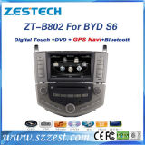 Wince6.0 Car DVD Player for Byd S6 with DVD, SD, GPS