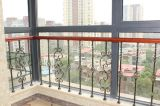 Balcony Grill Design Wrought Iron Railing for Veranda for Sale