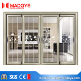 China Factory Soundproof Thermal Break House Door Grill Design