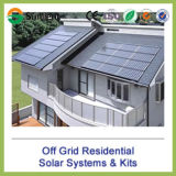 50kw 60kw 70kw 80kw 90kw off Grid Solar Power Energy System PV Panel Solar Plant for Hotel