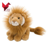 Cute Zoo Animal Boy Toy Plush Lion