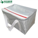 Promotional Wholesale Insulated 70d Polyester Cooler Bag for Frozen Food